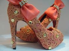 Resultado de imagem para sapatos femininos customizados