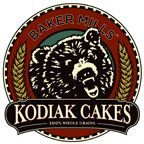 """Recipes using KODIAK CAKES BAKER MILLS BUTTERMILK AND HONEY FRONTIER FLAPJACK AND WAFFLE MIX purchased at Mechanicsburg Giant for about $4.99 a box makes 36 4"""" pancakes just add water. So for 6 pancakes per serving for six days = 36 pancakes for 14 cents a piece or 83 cents for six! Yay! So perfectly delicious and easy."""