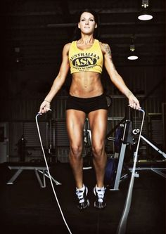 Ok...i want to look like this lol - CrossFitness Girls