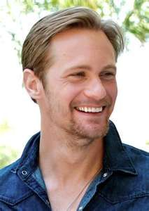 Alexander Skarsgard from True Blood