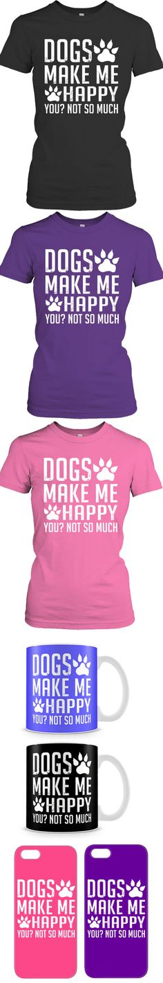 Love Dogs? Then Click The Image To Buy It Now or Tag Someone You Want To Buy This For.