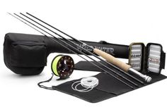 Special Offers - DELUXE Wild Water AX34-090-4 Complete Starter Package - In stock & Free Shipping. You can save more money! Check It (March 25 2016 at 06:00AM) >> http://fishingrodsusa.net/deluxe-wild-water-ax34-090-4-complete-starter-package/