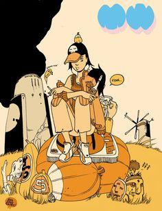 brandon graham comics - Google Search