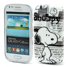 PhoneJunkie.nl | Samsung Galaxy S3 Mini | Cases | Snooopy