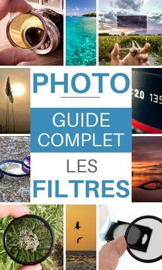 Vous débutez en photographie et vous souhaitez vous équipez ? Je vous propose un guide complet sur les filtres photo : leur utilité, les choix et leur utilisation #photo #photographie technique photographie | apprendre la photographie | débuter en photographie | conseils photographie | pose longue | conseils photographie | reflex photo | technique photographie | filtre photo