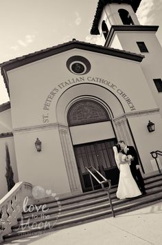 St Peters Los Angeles California Wedding Photographer