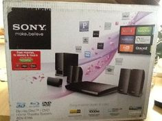 14 best electronics home theater systems images on pinterest sony blu ray discdvd home theatre bdv e385 by sony 29999 home theater features built in wi fi 2d to 3d conversion full hd 1080p integrated digital fandeluxe Image collections