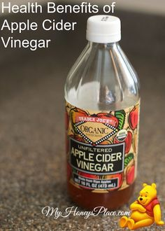 12 Health Benefits Of Apple Cider Vinegar