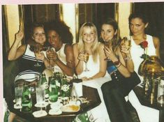 """Wishing you all a very Happy New Year for Love X Spice Girls, Viva Forever, David Beckham Style, Melanie C, Emma Bunton, Cool Pops, Famous Girls, 90s Nostalgia, Girls Rules"