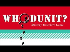 Put your detective skills to the test with this mystery detective game night! We have EVERYTHING you need to host and play your own murder mystery game.