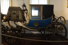 Marstallmuseum - Coupé de Gala do Rei Ludwig I