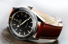 The new Omega Seamaster 300.