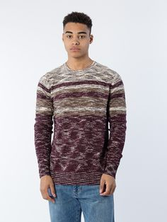 APLACE Ali ZigZag Knitted Sweater - WeSC