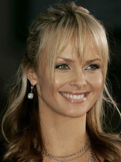 Izabella Scorupco James Bond girl dans Goldeneye en 1995