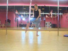 Leg stretches Series - YouTube