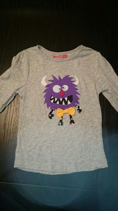 Camiseta monstruosa Monsters, T Shirts
