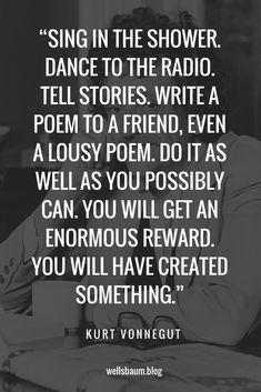 35 Best Kurt Vonnegut Quotes Images Kurt Vonnegut Quotes Life