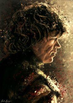 Tyrion Lannister. by slashaline.deviantart.com on @deviantART