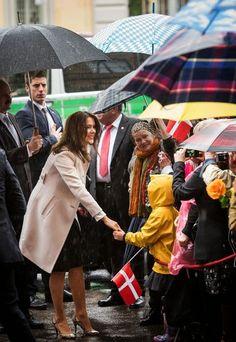 Reines & Princesses: Visite en Allemagne - 2ième jour