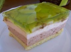 CIASTO BANANOWE - przepisy.net Cheesecake, Pudding, Food, Meal, Cheesecakes, Custard Pudding, Essen, Hoods, Puddings