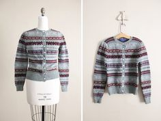 vintage Ralph Lauren / fair isle sweater by allencompany on Etsy, $68.00