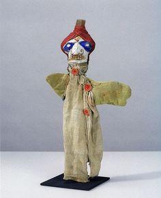 Puppet theater  - Paul Klee    Artist: Paul Klee: