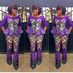 Ankara and Lace Combinations Design . Ankara and Lace Combinations Design African Dresses For Women, African Print Dresses, African Print Fashion, Africa Fashion, African Attire, African Wear, African Fashion Dresses, African Women, African Prints