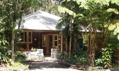our honeymoon cottage on the Big Island