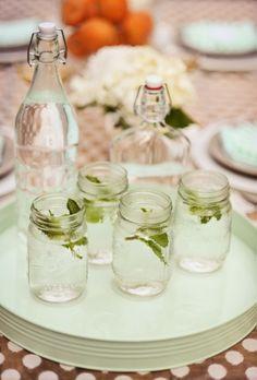 A Secret Garden Party   Brunch at Saks  Southern crystal...