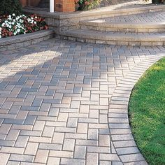 for patio? paver design - Google Search