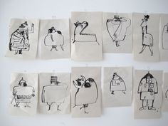 UBU ROI / work in progress. Serge Bloch.
