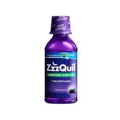 Vicks ZzzQuil Warming Berry Liquid