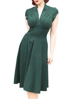 Cool -> Vintage Dress Patterns ;-D