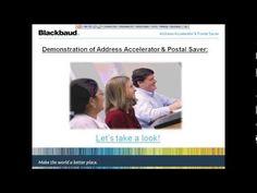 AddressAccelerator PostalSaver