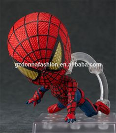 Spider-Man Numbered Collectors Metal Figure Marvel 2018 Hand Painted 9cm Boxed
