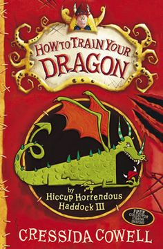 Cressida Cowell | How to Train Your Dragon | First book