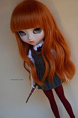 Ginny Weasly Harry Potter pullip