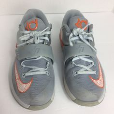 more photos 0e83c 818d0 Nike Shoes   Boys Nike Kevin Durant Vii Wild West Sneakers   Color  Gray    Size  5b