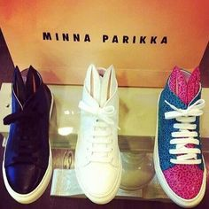 Something to wait for from Minna Parikka
