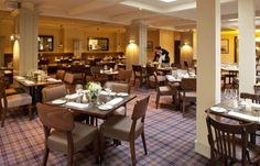 Three Course Meal at Actons Hotel Actons Hotel Kinsale is situated in heart of the colourful historic harbour town, also referred to as the Gourmet Capital of Ireland. Course Meal, Walks, Cork, Ireland, Table Settings, Restaurant, Heart, Furniture, Home Decor