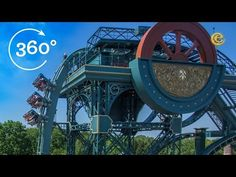 Baron 1898 in 360° - Efteling Onride - YouTube