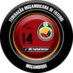 DNZ Football Buttons: Seleção de Moçambique