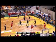 Aris Thessaloniki - Banvit B.K Nick Galis Cup ΝΕΡΙΤ Thessaloniki, Habitats, Basketball Court, 10 Years, Greek Language
