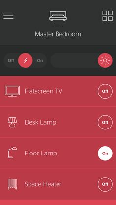 zuli smart home ui - Google Search