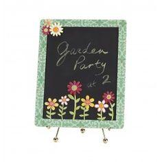 Jolee's Boutique® Flower Chalkboard