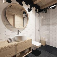 dom z bala łazienka