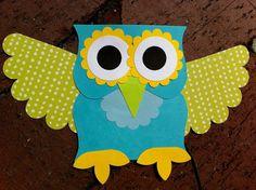Owl decor.