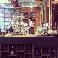 The Coffee Academics in Hongkong