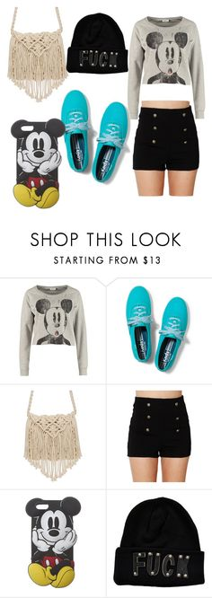 """""""Marielys Horan"""" by marielysyanisel ❤ liked on Polyvore featuring ONLY, Keds and Wet Seal"""