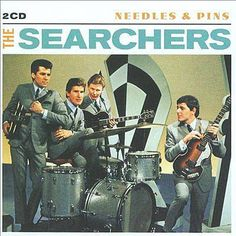Ho appena scoperto la canzone Sweets For My Sweet di The Searchers grazie a Shazam. http://shz.am/t393058